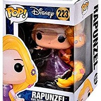 Funko Pop! Disney Tangled Rapunzel #223 (Sparkle Dress Exclusive)