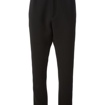 Anthony Vaccarello High Waisted Trouser