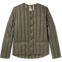 Rocky Mountain Featherbed - Six Month Quilted Shell Down Jacket