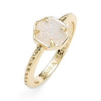 Women's Kendra Scott 'Calvin' Drusy Ring