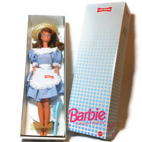 Barbie Collector's Edition Little Debbie Doll 1st in Series 1992 Mattel production.