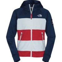 The North Face Girls' Full Zip Hoodie - USA