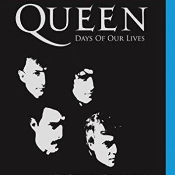 Freddie Mercury & Brian May & Matt O'Casey-Queen: Days Of Our Lives