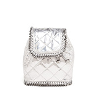 Quilted Falabella Backpack - STELLA MCCARTNEY