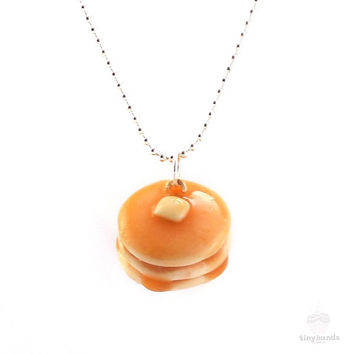 Scented Pancake Necklace
