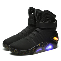 Limited Edition Back to the Future Soldier shoes