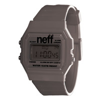 Neff - flava xl surf watch - Charcoal