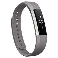 Fitbit Alta Leather band (Small) - Graphite
