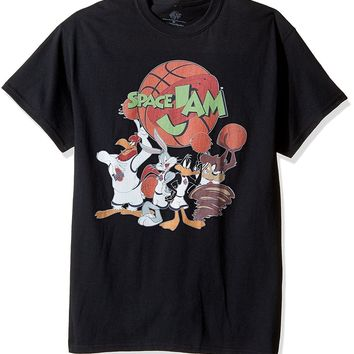 ca DCCK Space Jam Tee Graphic T-Shirt