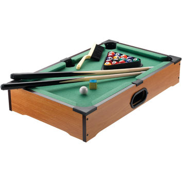 Style Asia Tabletop Pool Game Set