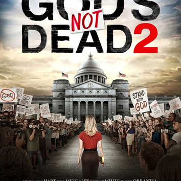 God's Not Dead 2 (2016) 11x17 Movie Poster