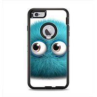The Teal Fuzzy Wuzzy Apple iPhone 6 Plus Otterbox Defender Case Skin Set