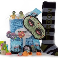The unDead UnBasket: Zombie Gift Basket : for the modern gift giver