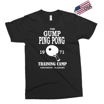 forrest gump   ping pong camp   cult film Exclusive T-shirt
