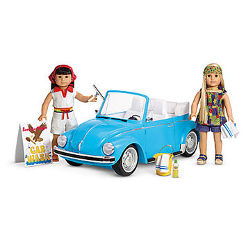 American Girl® : Julie's Charity Car Wash Set