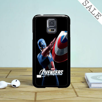 The Avengers - Captain America Samsung Galaxy S5 Case