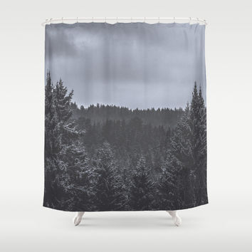 Deep love Shower Curtain by HappyMelvin | Society6
