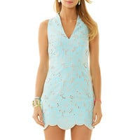 Estella High Collar Shift Dress - Lilly Pulitzer