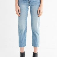 Levi's Wedgie High-Rise Jean – Rough Tide | Urban Outfitters