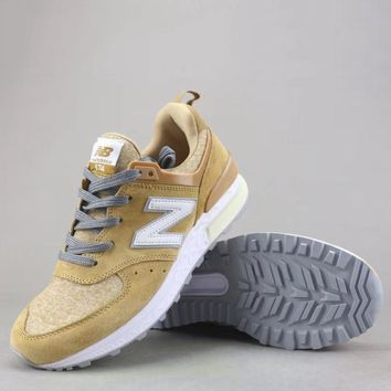 New Balance 574 Women Men Fashion Casual Sneakers Sport Shoes-3
