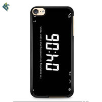 Halsey Time Waiting iPod 6 Case