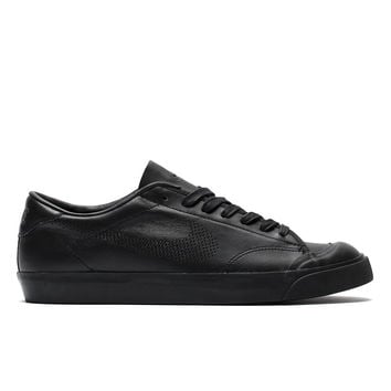 All Court 2 Low QS (Black/Black)