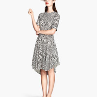 Circle-skirt Dress - from H&M
