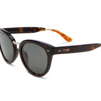 TOMS Yvette Dark Tortoise Polarized No color specified OS