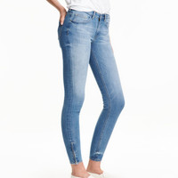 H&M Skinny Low Ankle Jeans $29.99