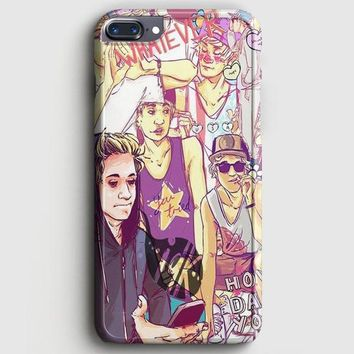 Niall Horan Case iPhone 8 Plus Case | casescraft