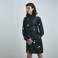 Lazy Oaf Sparkley Space Dress - Everything - Categories - Womens