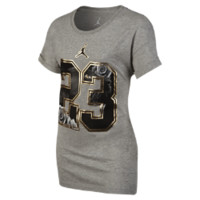 Jordan Oversize Girls' T-Shirt, by Nike