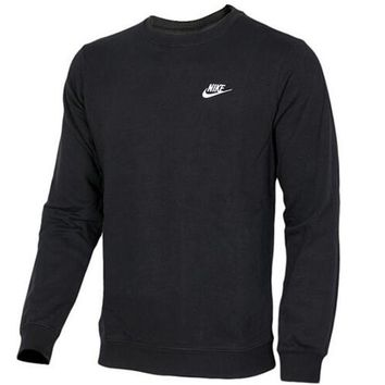 Trendsetter  Nike Men  Fashion Cotton  Long Sleeve Top Sweater