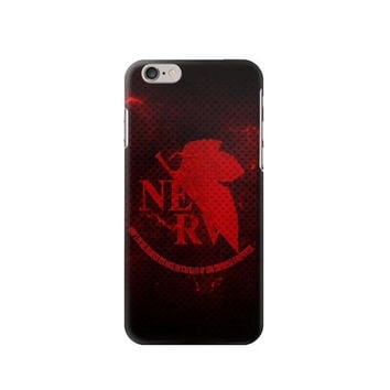 P2753 Nerv Logo Evangelion Phone Case For IPHONE 6S