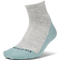 Women's Coolmax® Trail Quarter Crew Socks | Eddie Bauer