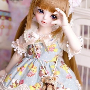 MIBobby, 38cm Xaga Doll - BJD Dolls, Accessories - Alice's Collections