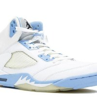 PEAPN Ready Stock Nike Air Jordan 5 Retro Motorsports Basketball Sport Shoes