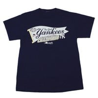 Unbranded 2003 New York Yankees Mlb American League Champions Shirt Mens Sportswear Size M Medium Size M $25