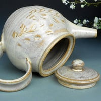 Teapot by darshanpottery on Etsy