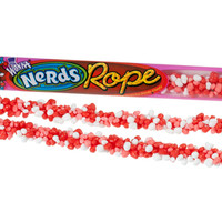 Wonka Valentine Nerds Rope Candy Packs: 24-Piece Box