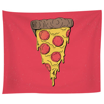 Pizza Party Tapestry