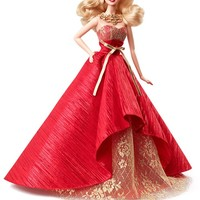 2014 Holiday Barbie™ Doll | Barbie Collector