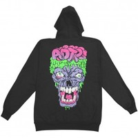 A Day To Remember Zombie Hooded Sweatshirt - A Day To Remember - Artists/Groups Rockabilia Music Merchandise