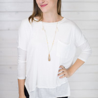 Layered Love Tunic Top