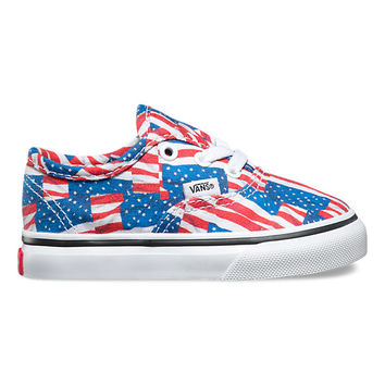 Toddlers Free Flag Authentic | Shop Toddler Shoes at Vans