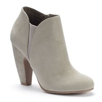Candie's Women's Heeled Ankle Booties