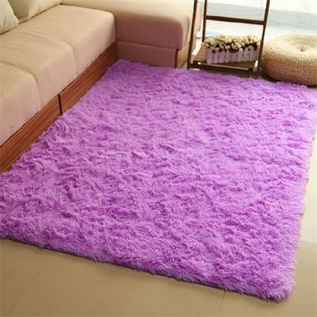 120X160CM Plush Floor Mat Home Decor Carpets For Living Room Soft Bedroom Carpet Sofa Coffee Table Rug Kids Tatami Area Rugs