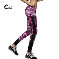 Women Yoga Sports Pants Elastic Wicking Force Exercise Tights Female Sports Fitness Running Trousers Slim Leggings women clothes