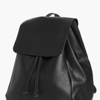 Millie Oversized Structured Backpack | Boohoo