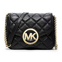 MICHAEL Michael Kors Fulton Quilted Small Cross-Body Bag
